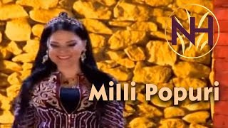 Natavan Hebibi - Milli Popuri
