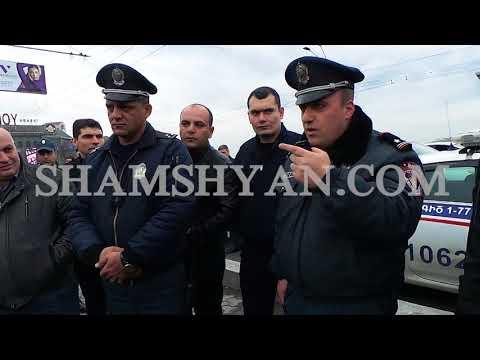 Երևանում երիտասարդն անցել է Հաղթանակ կամրջի վտանգավոր եզրագիծը և սպառնում է ինքնասպան լինել
