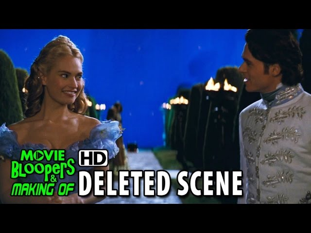 Cinderella (2015) Deleted Scene #2 - Getting To Know You
