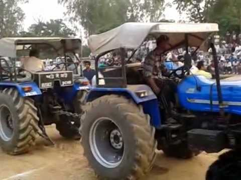 Tractor Tochan Toofan Without Driver video