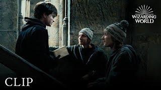 The Marauder's Map | Harry Potter and the Prisoner of Azkaban