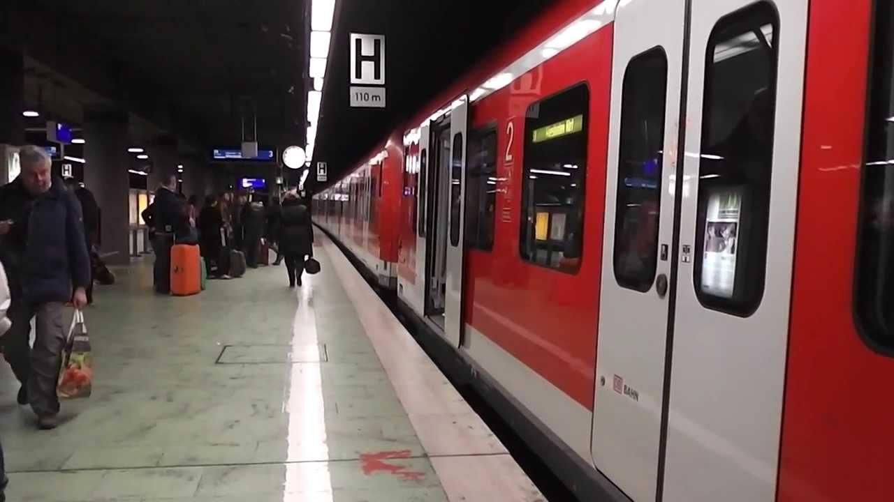 U-bahn Frankfurt Frankfurt S-bahn Trains