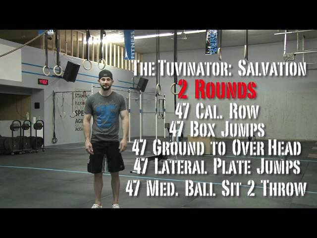 The Tuvinator:  Salvation