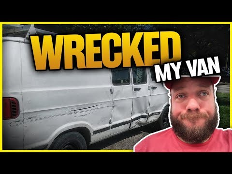 See The Guy Who Wrecked My Van Real Vanlife On The Road With Wanderlust Estate