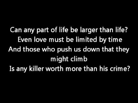 Rush - The Weapon (part ii of Fear)