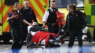 Police: 4 dead, dozens injured in London attack