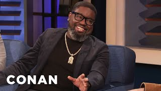 Lil Rel Howery On Dating Younger Women - CONAN on TBS