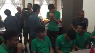 download lagu Ulang Tahun Hanis Sagara Di Rayakan Sederhana Bersama  gratis
