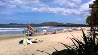 Playa Tamarindo, Costa Rica. Gorgeous beach!