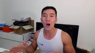 Học Sinh Thời Gian Đâu Tập GYM Để Cao - HLV Ryan Long Fitness