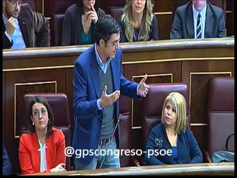 Eduardo Madina: Con usted ha llegado la mayor falta de humanidad...