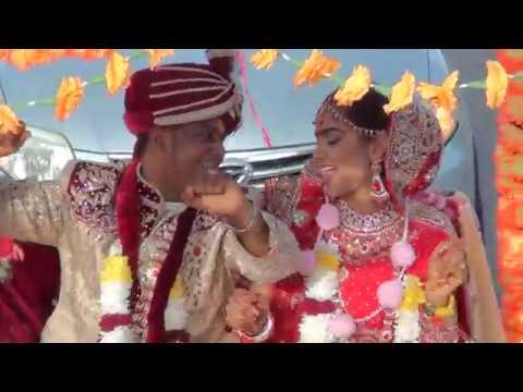 Dulahin Chalay Sasuraal...Vinod & Sacha - Rakesh Yankarran - Lalboys Video and Editing # 378 - 0871