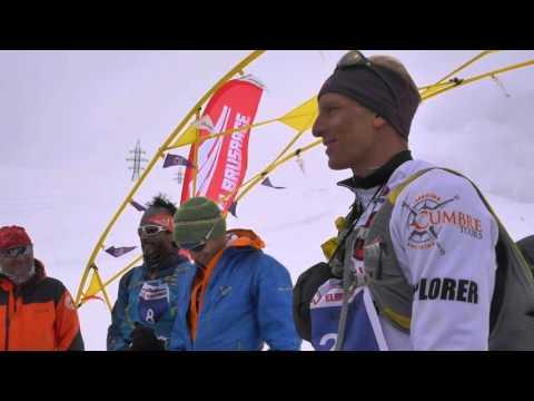 Interview With SkyMarathon® Race Winner, Karl Egloff