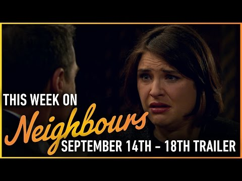 This week on Neighbours (September 14th - 18th)