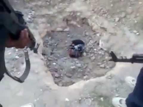 Syrian Activist Buried Alive by Syrian Army