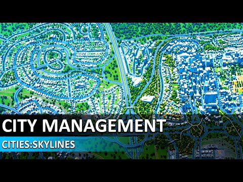 Cities Skylines Tutorial #2 - Pollution, Economy, Zoning - Cities Skylines Beginners Guide