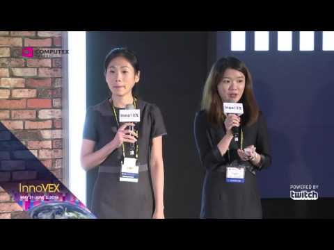 2016 InnoVEX Pi Stage-Product Demo by StartUP@Taipei