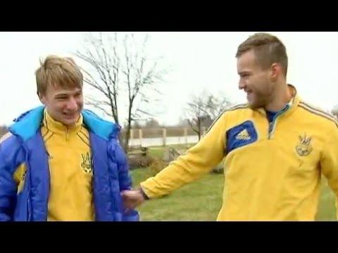 Рубрика Ты попал! - Безус vs Ярмоленко | Великий футбол