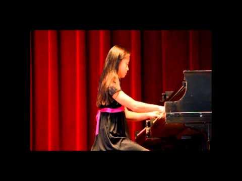2012 Charity First JFMM Recital