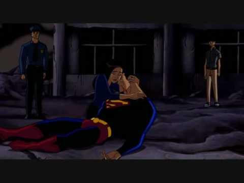 La muerte de superman vs doomsday