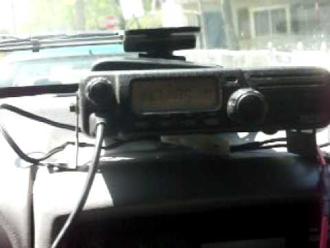 2 meter radio in my F150