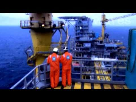 Ghana Offshore to produce 55,000 Barrels per day