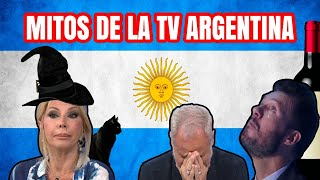 TOP 5 MITOS DE LA TV ARGENTINA