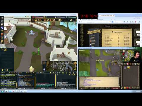 "Swap HQ - 1m OS for 6m EOC (""Play"" Rank 27 Fishing) Review Thumbnail"