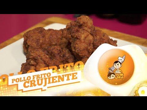 Receta 131# Pollo frito crujiente (A lo KFC)