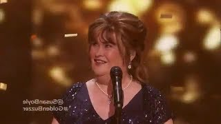 Susan Boyle Wild Horses Rolling Stones On America 39 S Got Talent The Champions Golden Buzzer