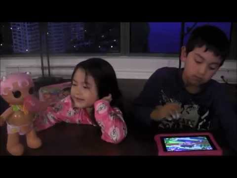 10-04-15 Rickaroons Outtakes + Kindle Fire Kids Ed 5th Gen