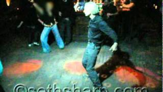 Video filtrado de Julian Assange bailando