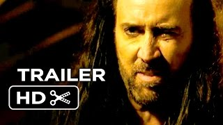 Outcast TRAILER 2 (2015) - Nicolas Cage, Hayden Christensen Action Epic Movie HD