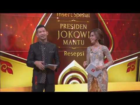 FULL - Resepsi Pernikahan Kahiyang Ayu - Bobby; Presiden Jokowi Mantu