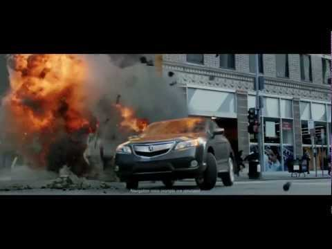 new 2013 Acura RDX Official Avengers Car