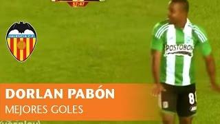 Dorlan Pabón: Descubre los mejores goles del nuevo jugador del Valencia CF