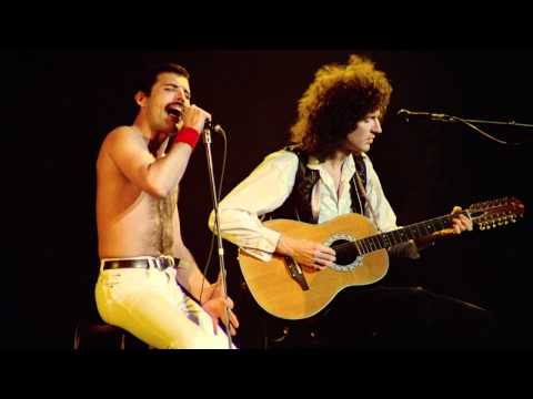 Queen - Love of my life (Rock Montreal 1981) - HD 720 Music Videos