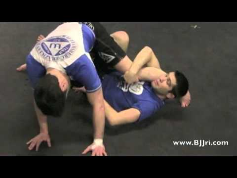 X-Guard Setups for Submission Grappling Image 1