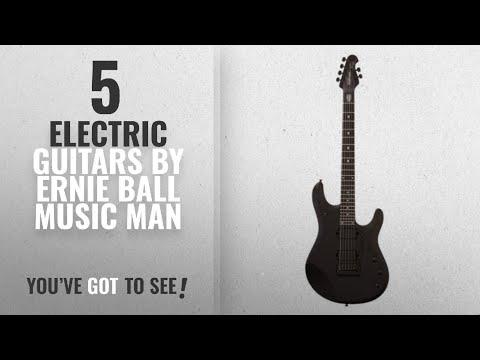 Top 10 Ernie Ball Music Man Electric Guitars [2018] | New & Popular