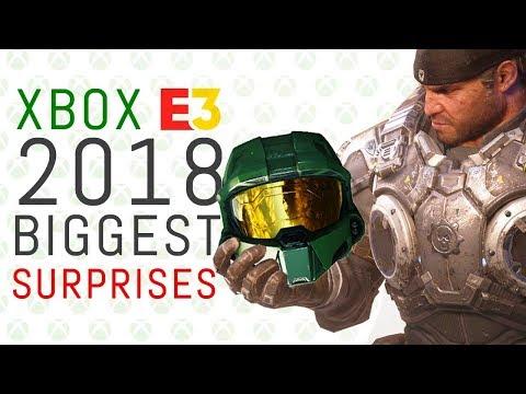 Xbox E3 2018: 20 Biggest Surprises