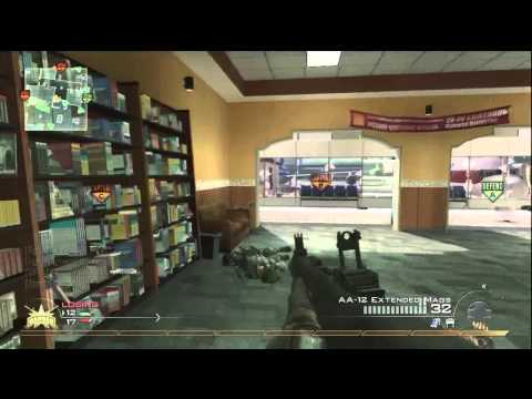MW2 Clips: Cleaning Out My Hard Drive (part 1)
