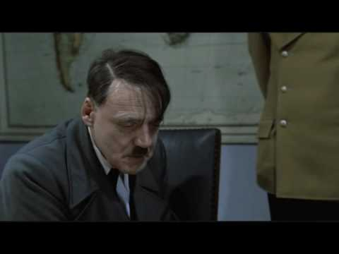 Hitler rants about Christmas