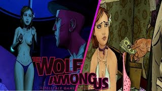 ARIEL IS SUCKING DICK FOR MONEY!?? The Wolf Among Us Season 1 Walkthrough Ep 2 Pt 3