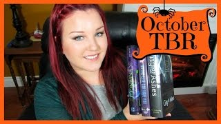 October TBR [Fantasy/Mystery/Horror Edition] | lindsayheartsbooks