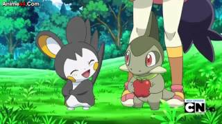 Pokemon Black   White Episode 24 Emolga the Irresistible! 1 2  Video Dailymotion