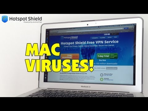 Virus Protection on your Mac - Do you need it ?
