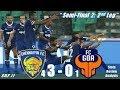 Download ISL 2018 Semi-Final: 🔥 Chennaiyin FC vs FC Goa ⚽  | 3 - 0 (4 - 1) | Match Review, Stats, Analysis.. in Mp3, Mp4 and 3GP