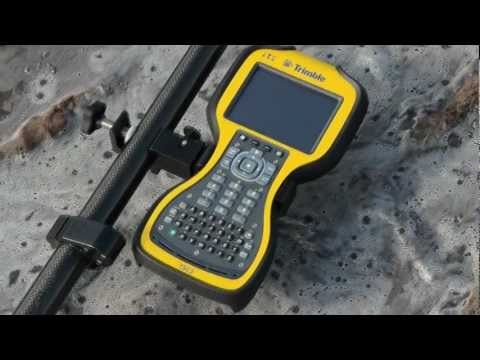 First Look: Trimble TSC3 Presented By SITECH