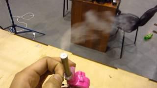 Как сделать маленький дымогенератор своими руками