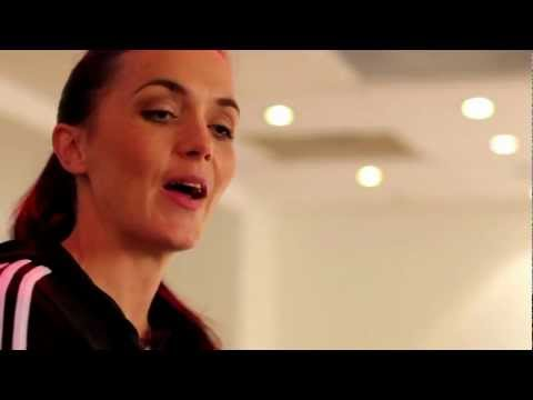 Victoria Pendleton Interview 2011